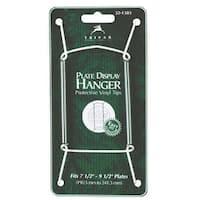 Tripar 7-9 Wht Plate Hanger