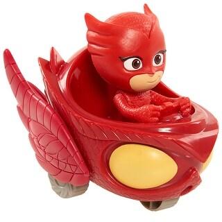 PJ Masks Mini Vehicl: Owlette in Owl Glider - multi