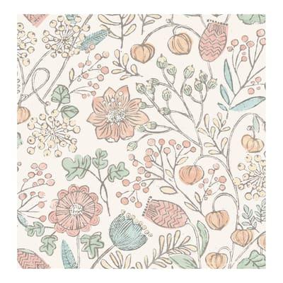 Pastel Southern Trail Peel & Stick Wallpaper - 216in x 20.5in x 0.025in
