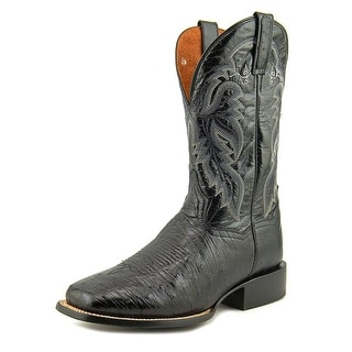 Dan Post 5202 Round Toe Leather Western Boot