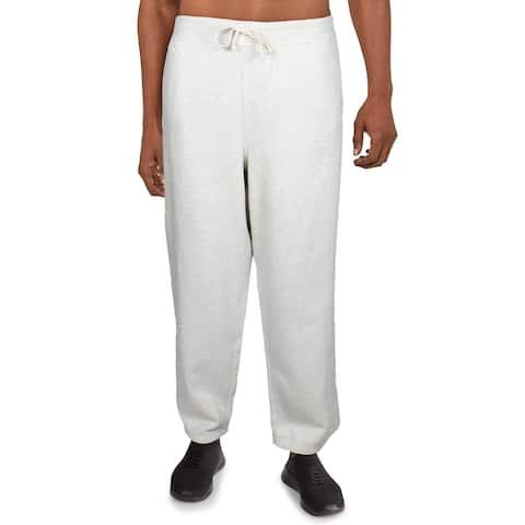 Polo Ralph Lauren Mens Big & Tall Jogger Pants Sweatpants Workout - Light Sport Heather - 2XB