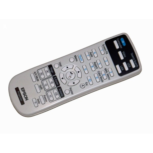 Epson Projector Remote Control- PowerLite Home Cinema 1440