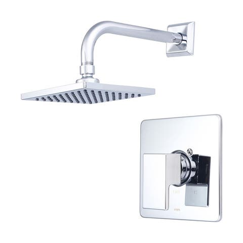 Pioneer Mod Collection - Single Handle Shower Trim Set - Polished Chrome