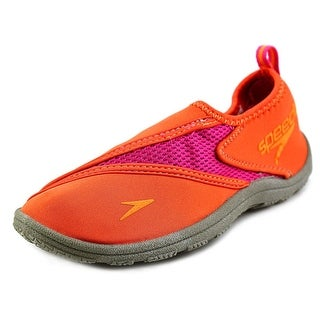 Speedo Surf-Walker Pro Women Round Toe Synthetic Orange Water Shoe