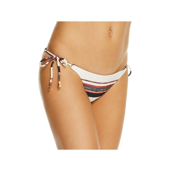b9f1aaf688556 Shop ViX Womens Low-Rise Side Tie Swim Bottom Separates - Free Shipping On  Orders Over $45 - Overstock - 20696829