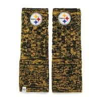 Pittsburgh Steelers Prima Women's Black Arm Warmer Gloves