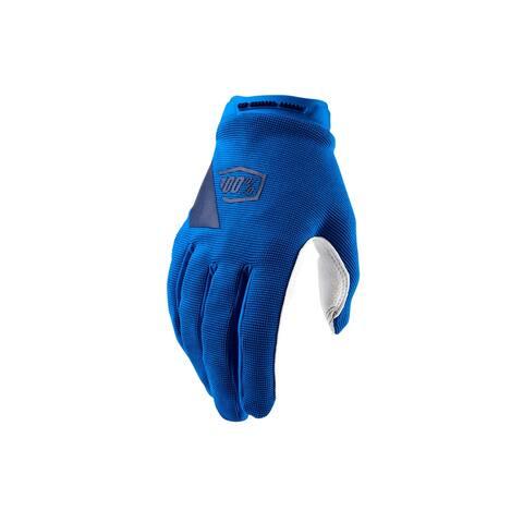 100 percent 11018-002-11 blue extra large