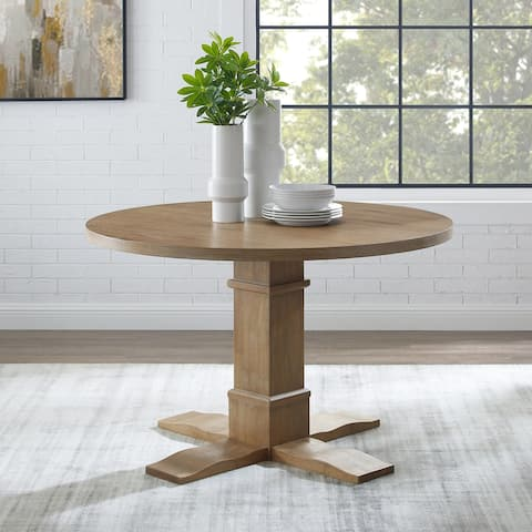 """Joanna Round Dining Table - 47.25 """"W x 47.25 """"D x 30.25 """"H"""