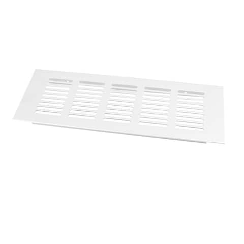 Aluminum Alloy Ceiling Air-conditioner Air Vent Cover for Cupboards Cabinets