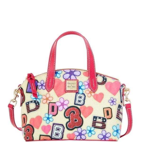 Dooney & Bourke Varsity Ruby Bag (Introduced by Dooney & Bourke at $158 in Sep 2016) - Beige