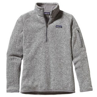 Patagonia Womens Better Sweater 1/4 Zip