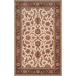Momeni Persian Garden Cocoa NZ Wool Rug