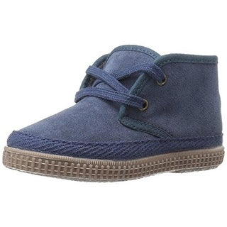 Cienta Girls Chukka Boots Faux Fur Lined Suede