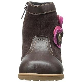 See Kai Run Lina Booties Boot Infant Girl - 3 medium (b,m)