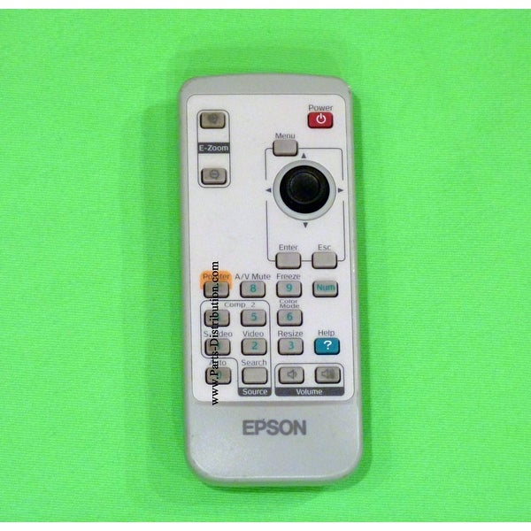 Epson Projector Remote Control: PowerLite 6100i