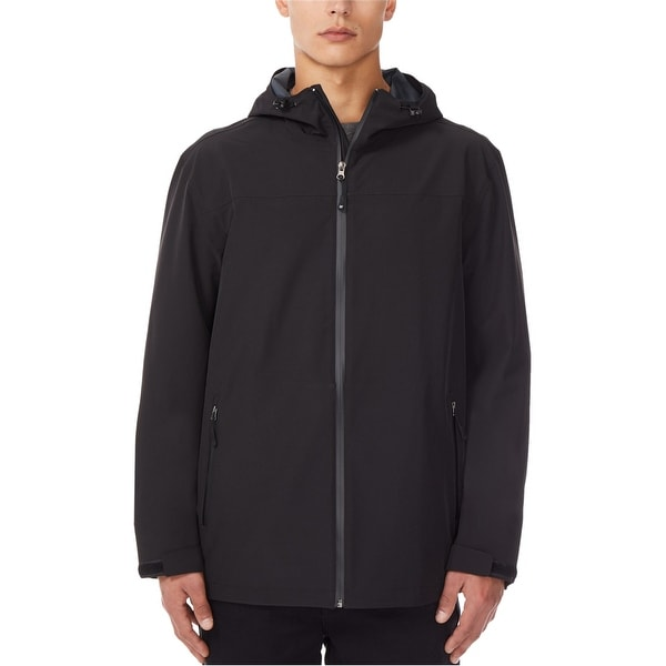 32 Degrees Mens Hooded Raincoat. Opens flyout.