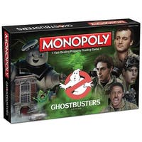 Ghostbusters Collector's Edition Monopoly Board Game - multi