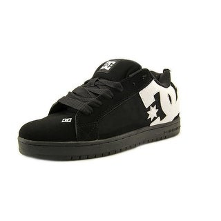 DC Shoes Court Graffik Men Round Toe Leather Skate Shoe