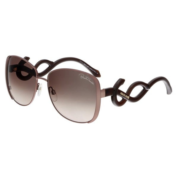 Roberto Cavalli RC910S MINKAR 34F Copper Square Sunglasses - 59-16-140