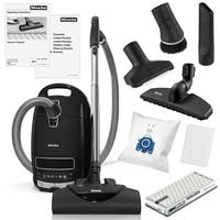 Miele Complete C3 Kona Canister Vacuum Cleaner + SEB228 Powerhead + Parquet Floor Brush + More