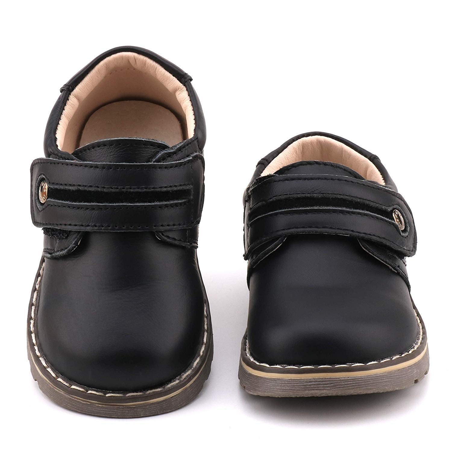 Femizee Casual Toddler//Little Boys Synthetic Leather Loafer Shoes Oxfords