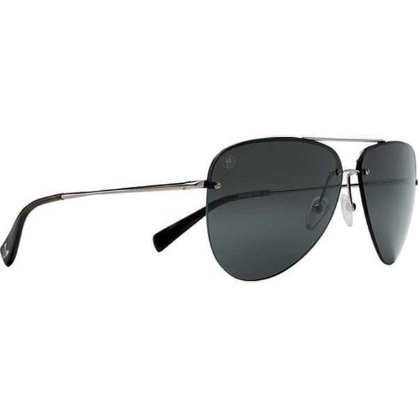 e0c7fa498723 Shop Kaenon Mather Polarized Sunglasses Gunmetal/Blue Tortoise/Grey - US  One Size (Size None) - Free Shipping Today - Overstock - 22205779