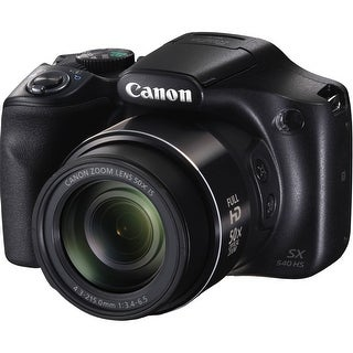Canon PowerShot SX540 HS Digital Camera (International Model)