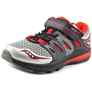 Saucony Zealot 2 AC Boy A/C/Gy/Rd Athletic Shoes