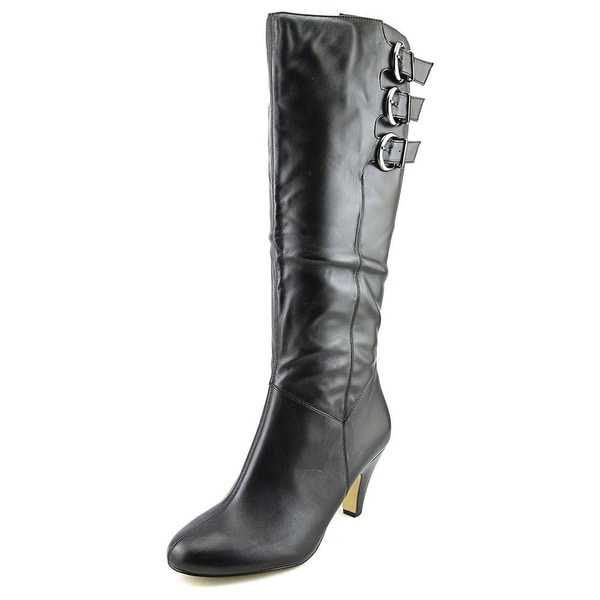 Bella Vita Transit II Women W Round Toe Synthetic Knee High Boot