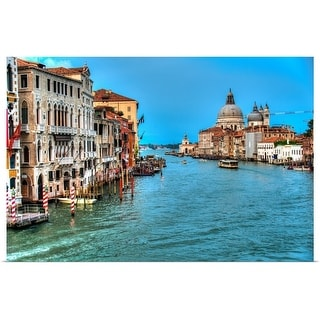 """""""Grand Canal, Venice"""" Poster Print"""