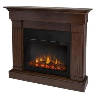 Real Flame 8020E Crawford Slim Series 47 inch Electric Fireplace