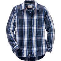 Legendary Whitetails Ladies Sterling Ridge Plaid Shirt - indigo plaid