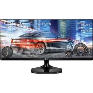 "LG 34CB88-P 34"" LED LCD Monitor - 21:9 - 3440 x 1440 - UW-QHD - (Refurbished)"