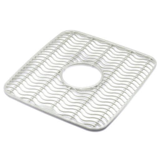 Rubbermaid Kitchen Sink Accessories: Shop Rubbermaid Home Clear Twin Sink Mat FG129506CLR Unit