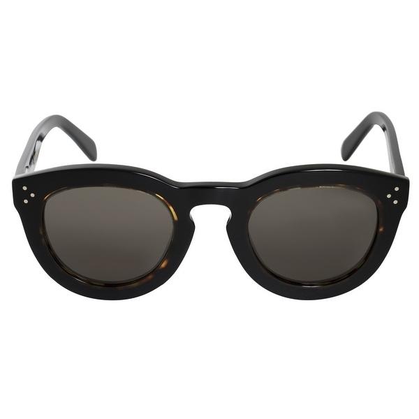 e1dec498bb51 Shop Celine Round Sunglasses 41403S T7D 70 48 - Ships To Canada ...