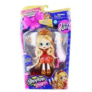 Shopkins Shoppies S4 Party Doll: Tiara Sparkles (Princess Party)