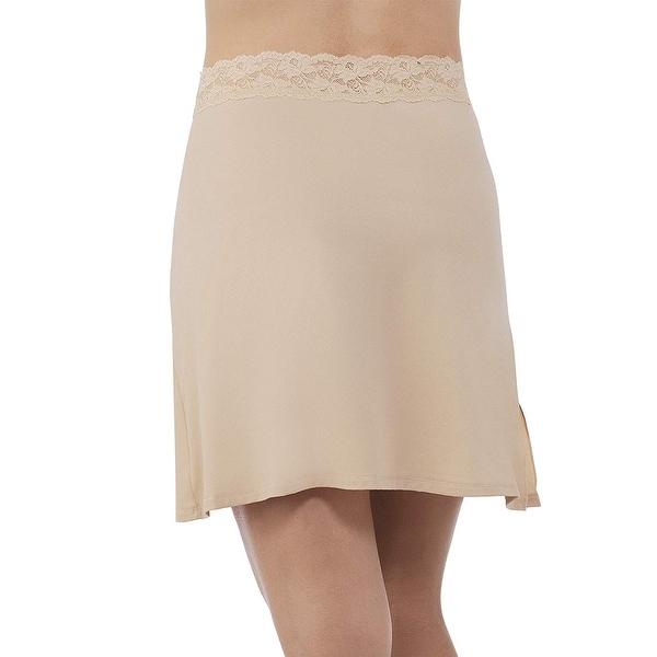 VASSARETTE Womens Adjustable Waist Half Slip 11073