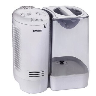 Optimus Humidifier 3.0 Gallon Warm Mist Wicking Power - U32010