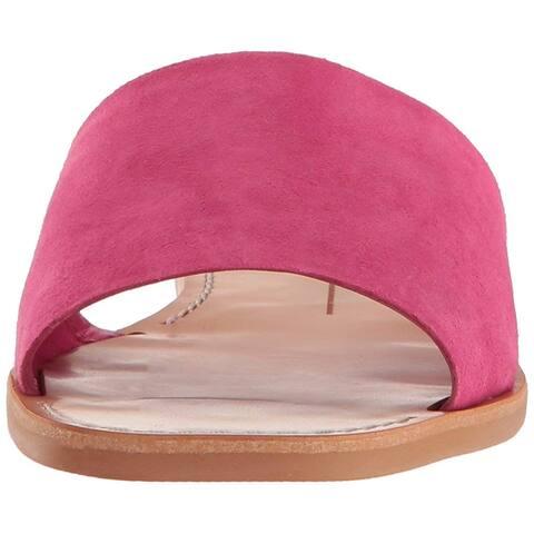 Dolce Vita Womens cato Open Toe Casual Slide Sandals