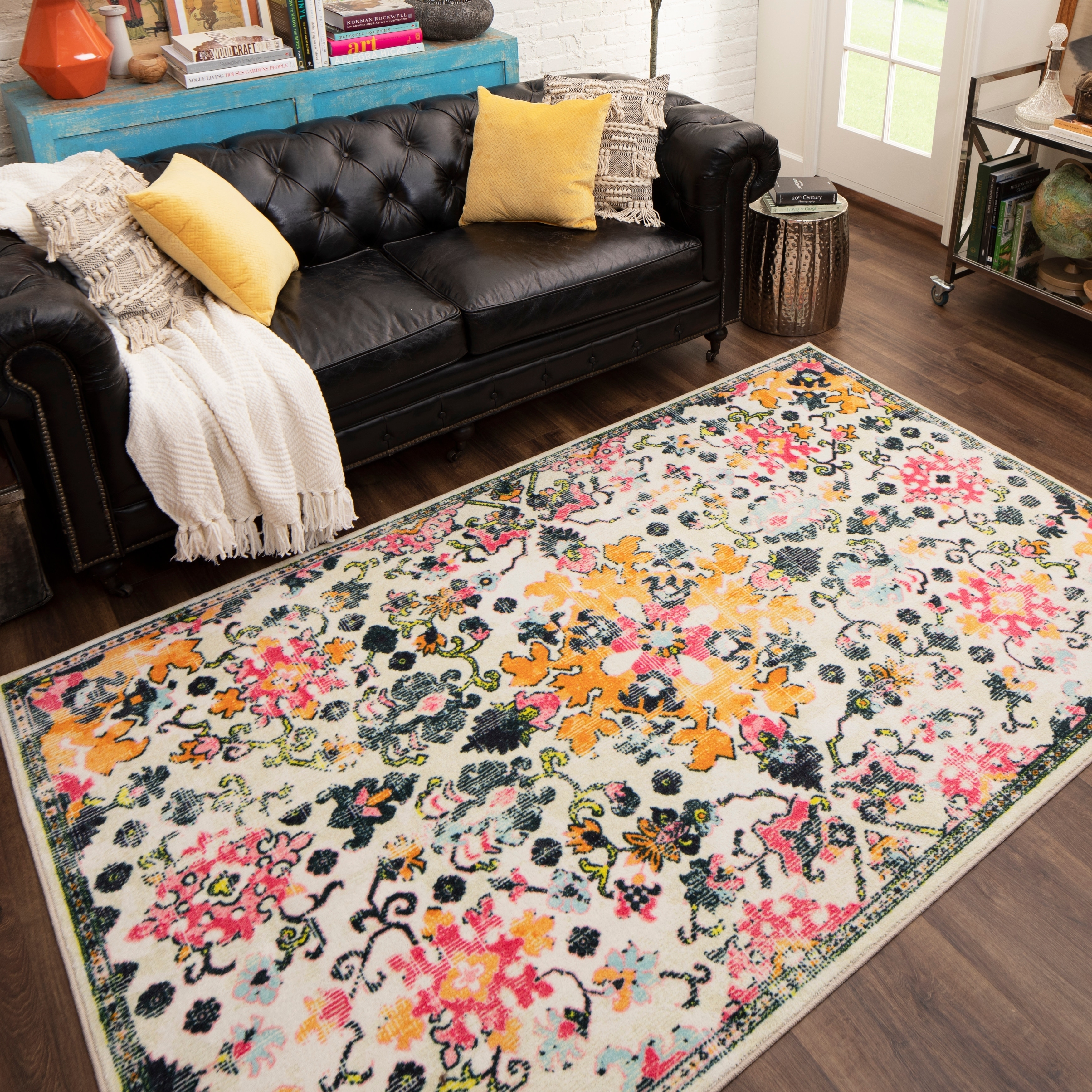 Mohawk Home Sanborn Area Rug On Sale Overstock 31004494
