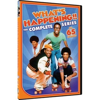 What's Happening: The Complete Series [DVD]
