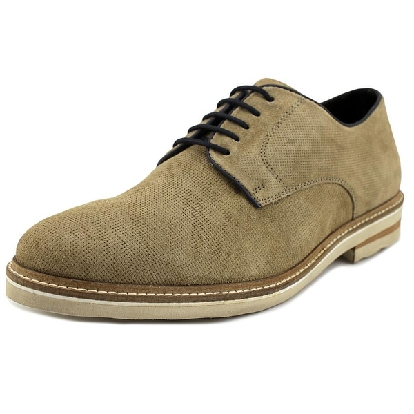 Steve Madden Horten Men Beige Oxfords