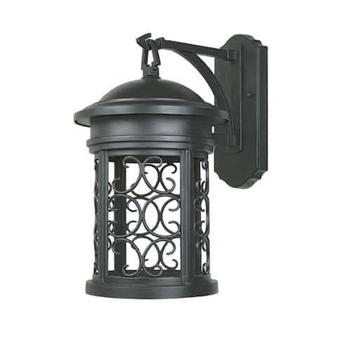 "Designers Fountain 31121-ORB 1 Light 9"" Wall Lantern from the Dark Sky"