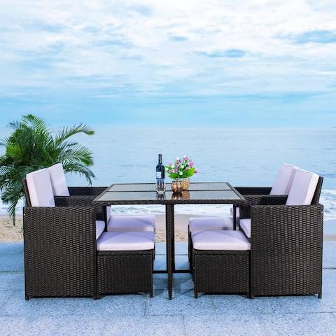 SAFAVIEH Outdoor Living Enerson 5-Piece Patio Dining Set