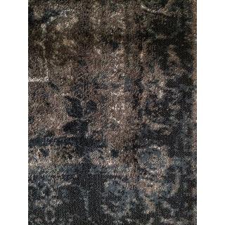 nuLOOM Traditional Vintage Fancy Blue Rug (6' x 9')