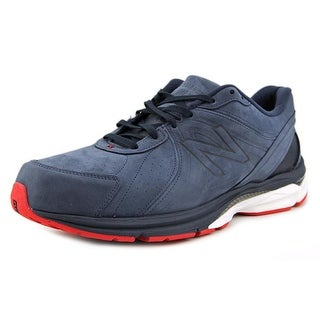 New Balance M2040v2 Men 4E Round Toe Suede Running Shoe