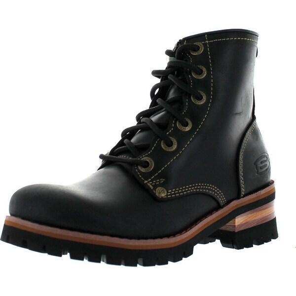 Shop Skechers Women's Laramie 2 Engineer Boot Free