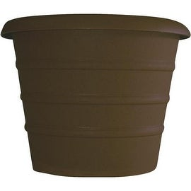 "Myers 8"" Chocolate Marina Pot"