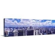 Premium Thick-Wrap Canvas entitled Brazil, Sao Paulo