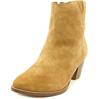 Coconuts By Matisse Camilia Pointed Toe Suede Bootie